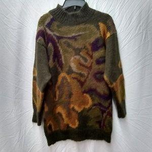 Linda Allard for Ellen Tracy Mohair blend Sweater
